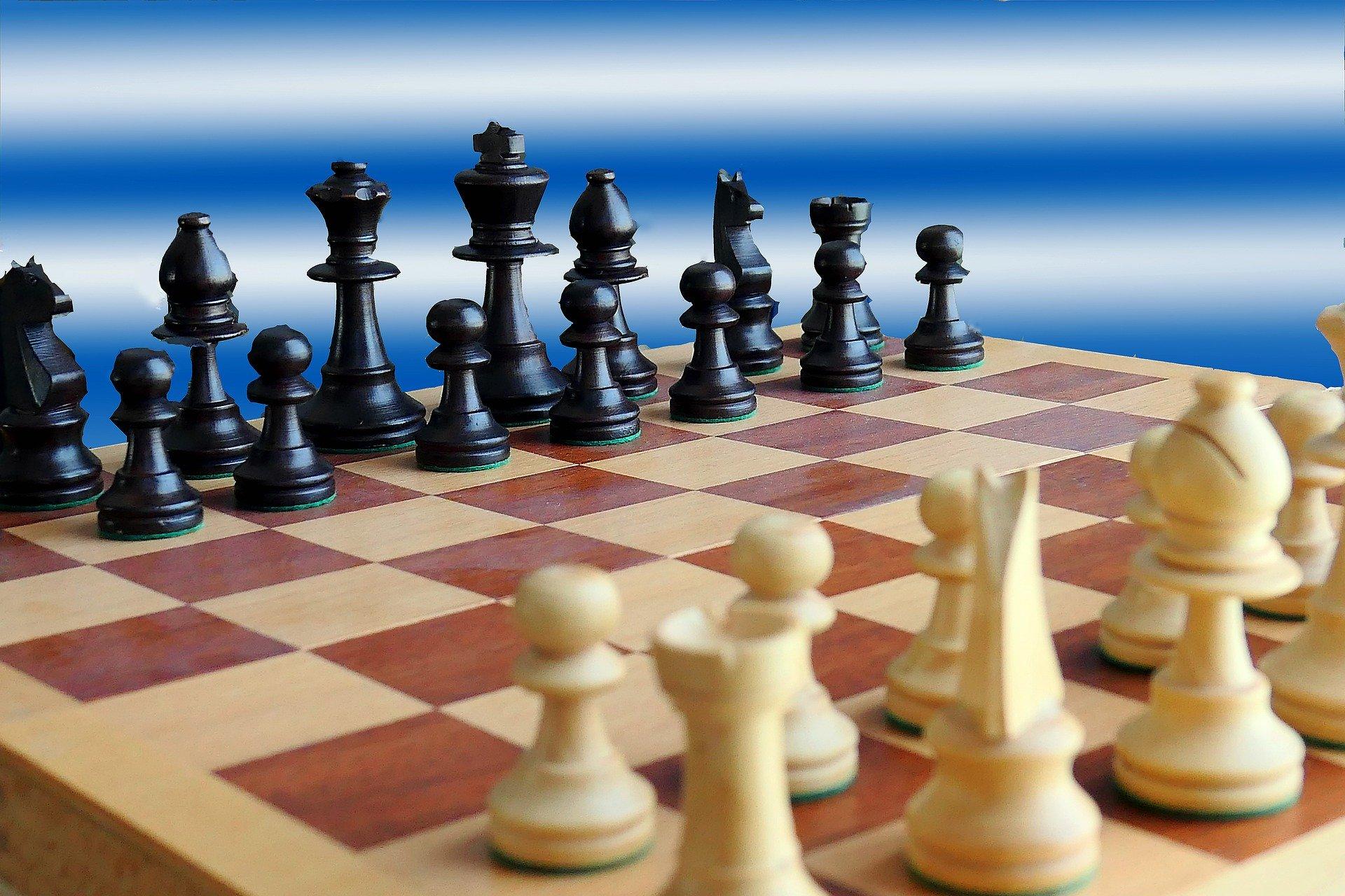 Virtual Chess Club