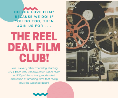 The Reel Deal Film Club