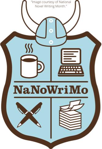 NaNoWriMo Kickoff