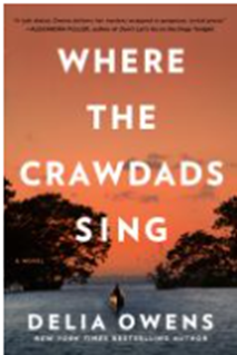 Online Book Discussion of Where the Crawdads Sing  (from Patrick Henry Library)