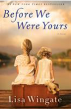 Online Book Discussion of Before We Were Yours