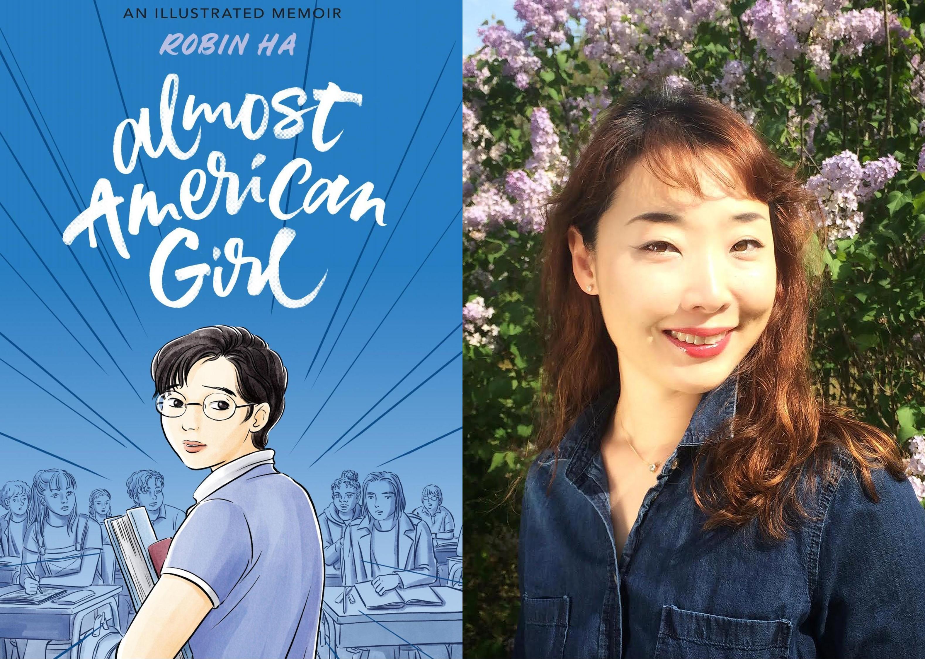 Diary Comics with Robin Ha