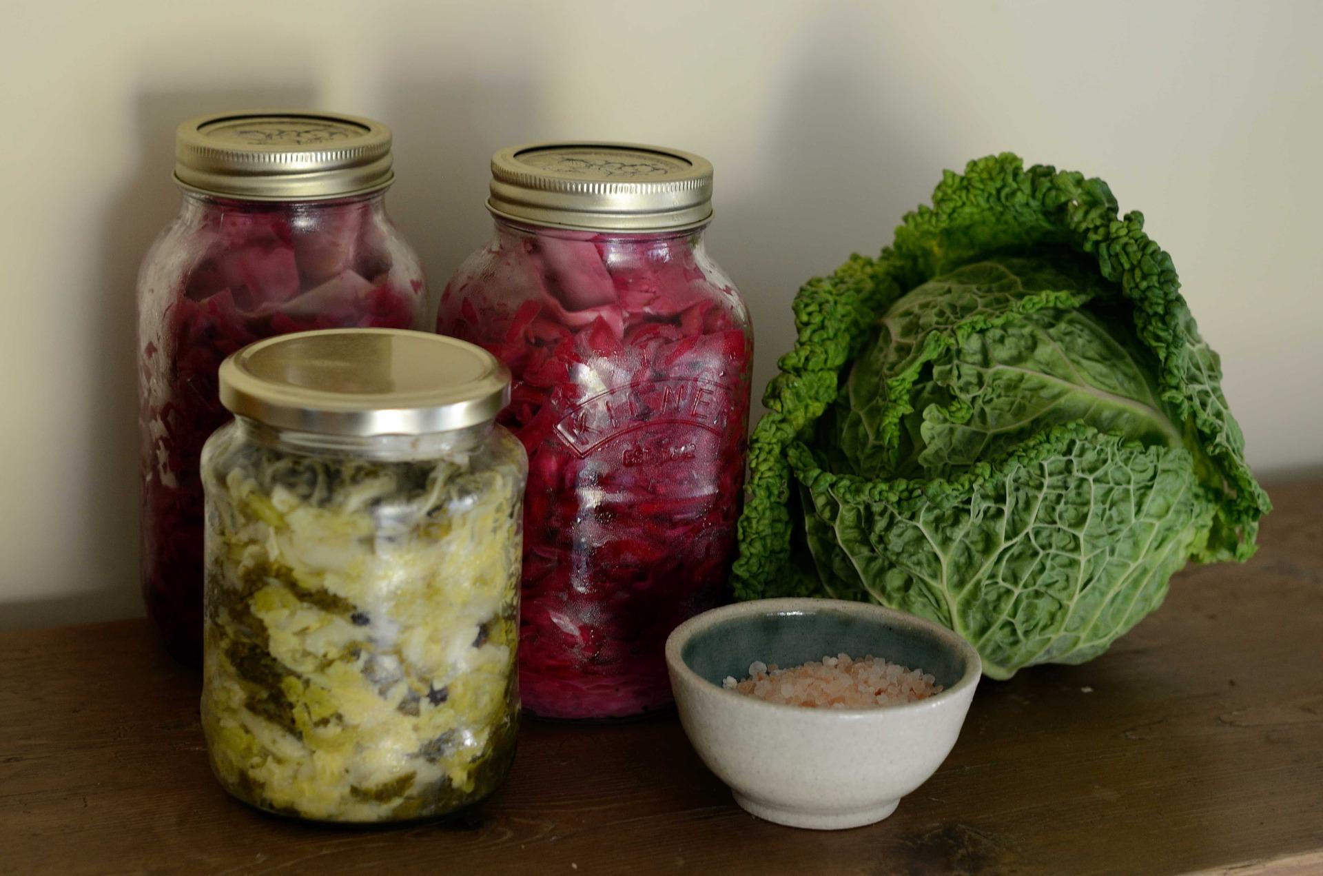 Home Vegetable Fermentation