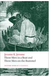 Online Classic Books Discussion of Three Men in a Boat - from Patrick Henry Library
