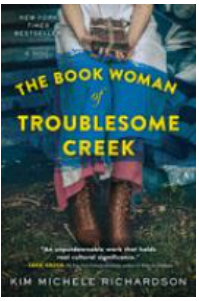Online Book Discussion of The Bookwoman of Troublesome Creek from Patrick Henry Library