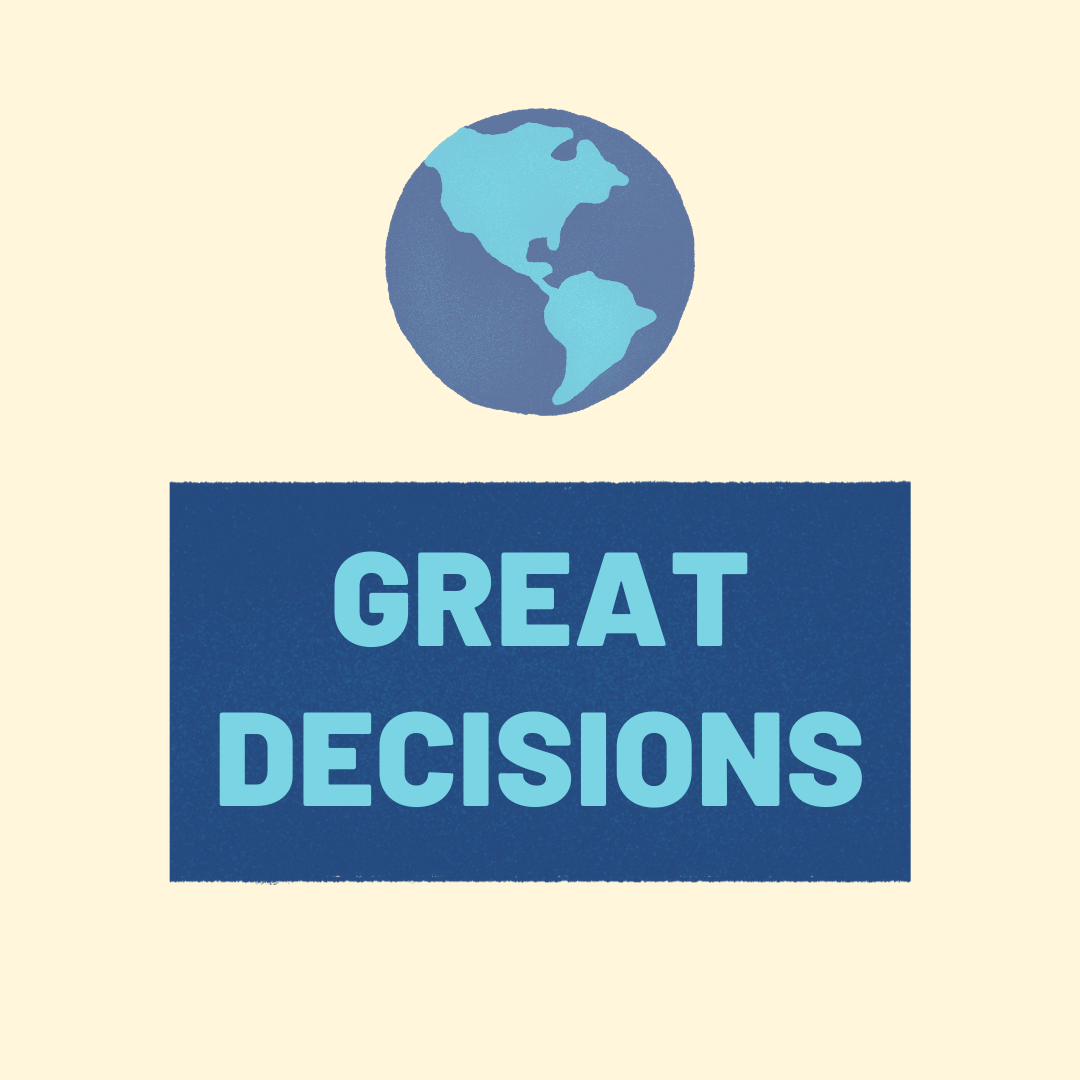 Great Decisions: The Role of International Organizations in a Global Pandemic