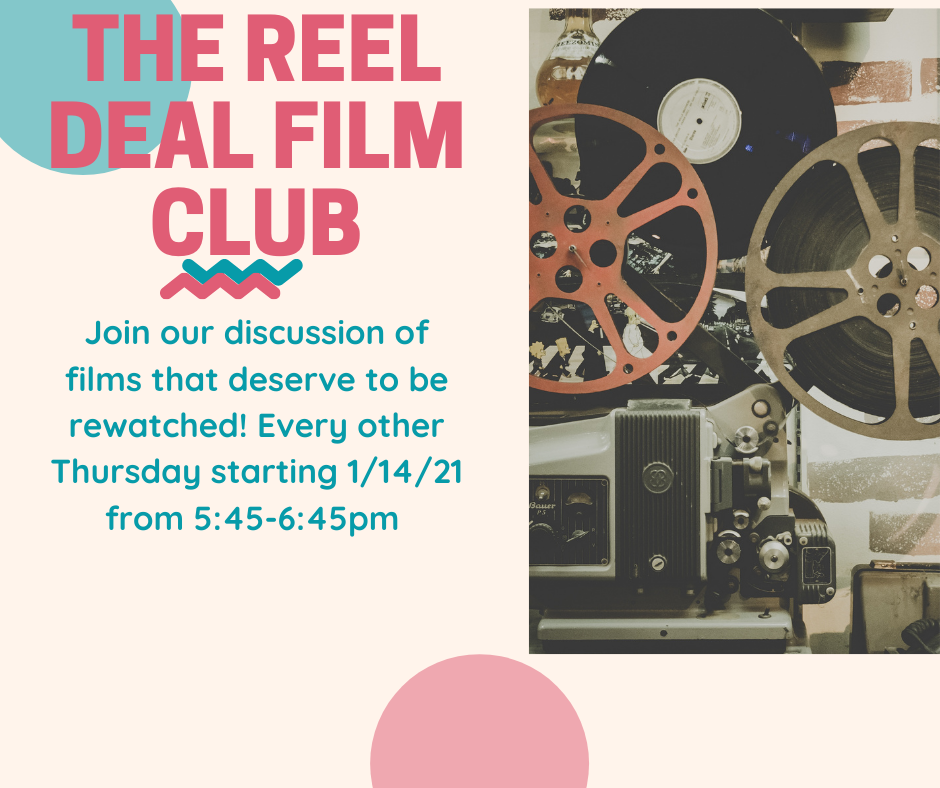 The Reel Deal Film Club - On the Basis of Sex (2018)
