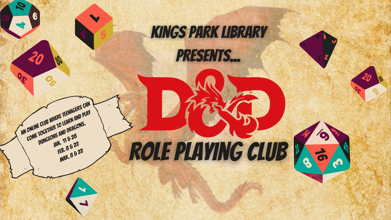 D&D Role Playing Club