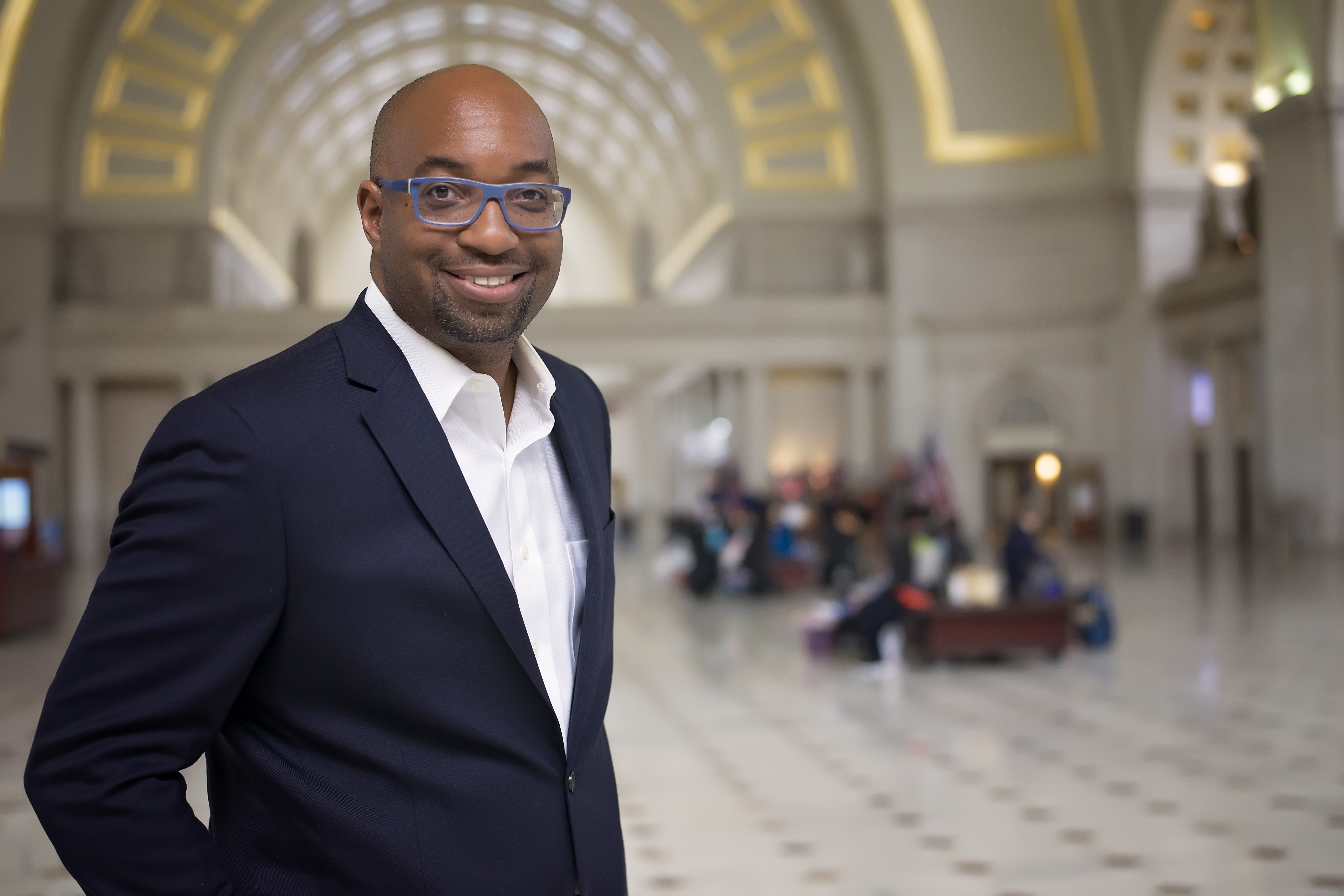 Meet author Kwame Alexander