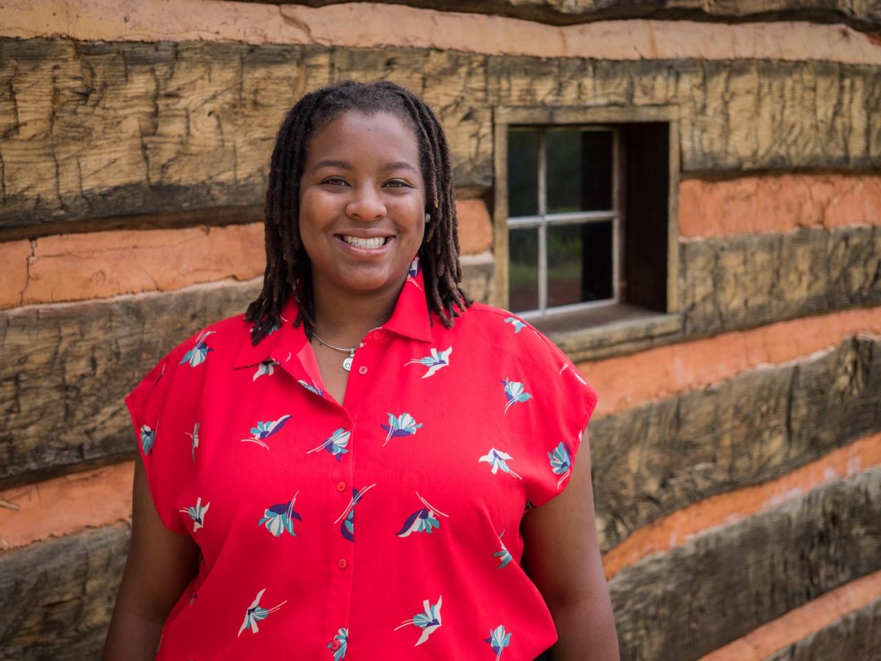 Public Historian Niya Bates on Monticello's African-American history