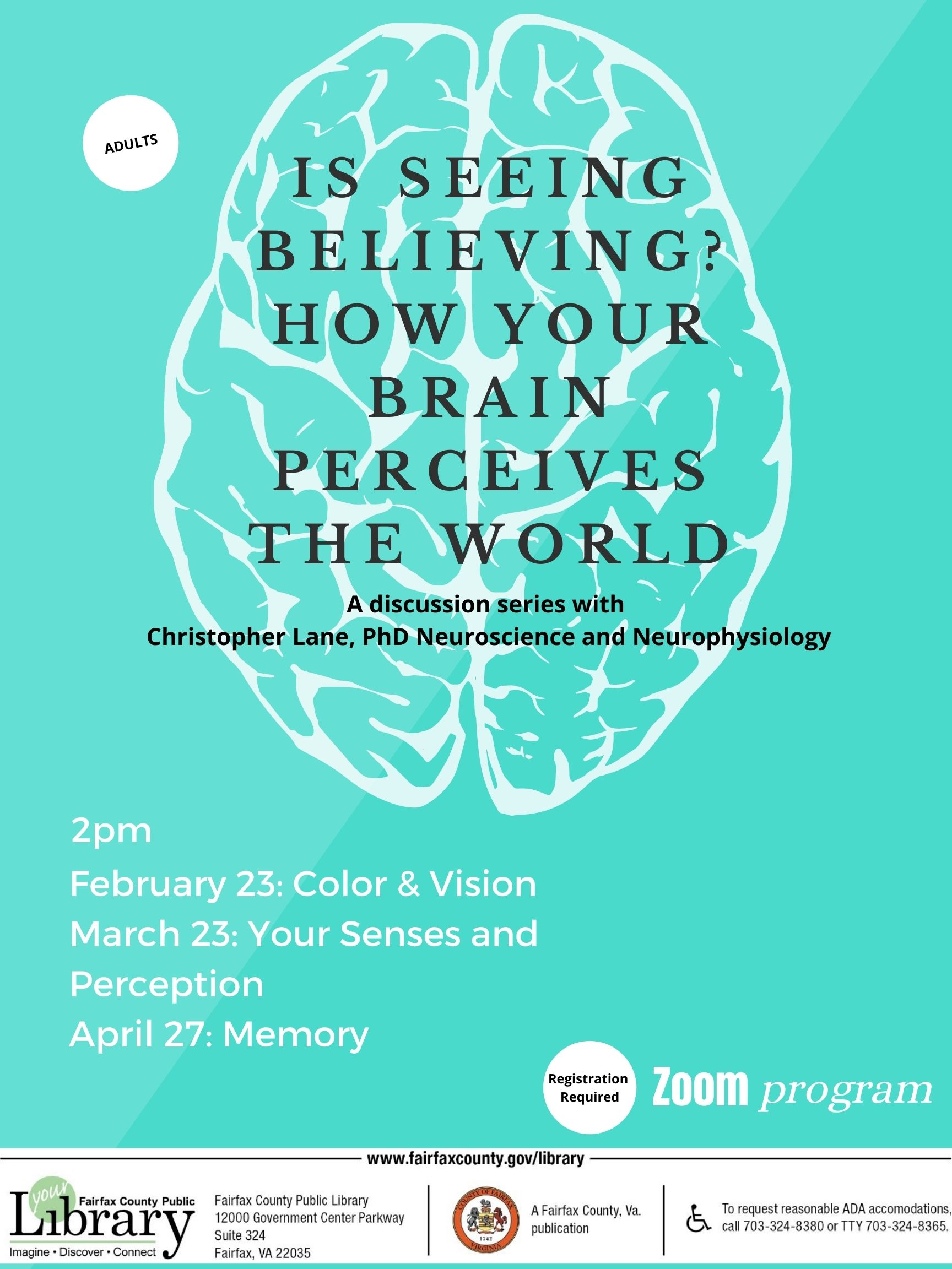 Is Seeing Believing? How Your Brain Perceives the World: Memory
