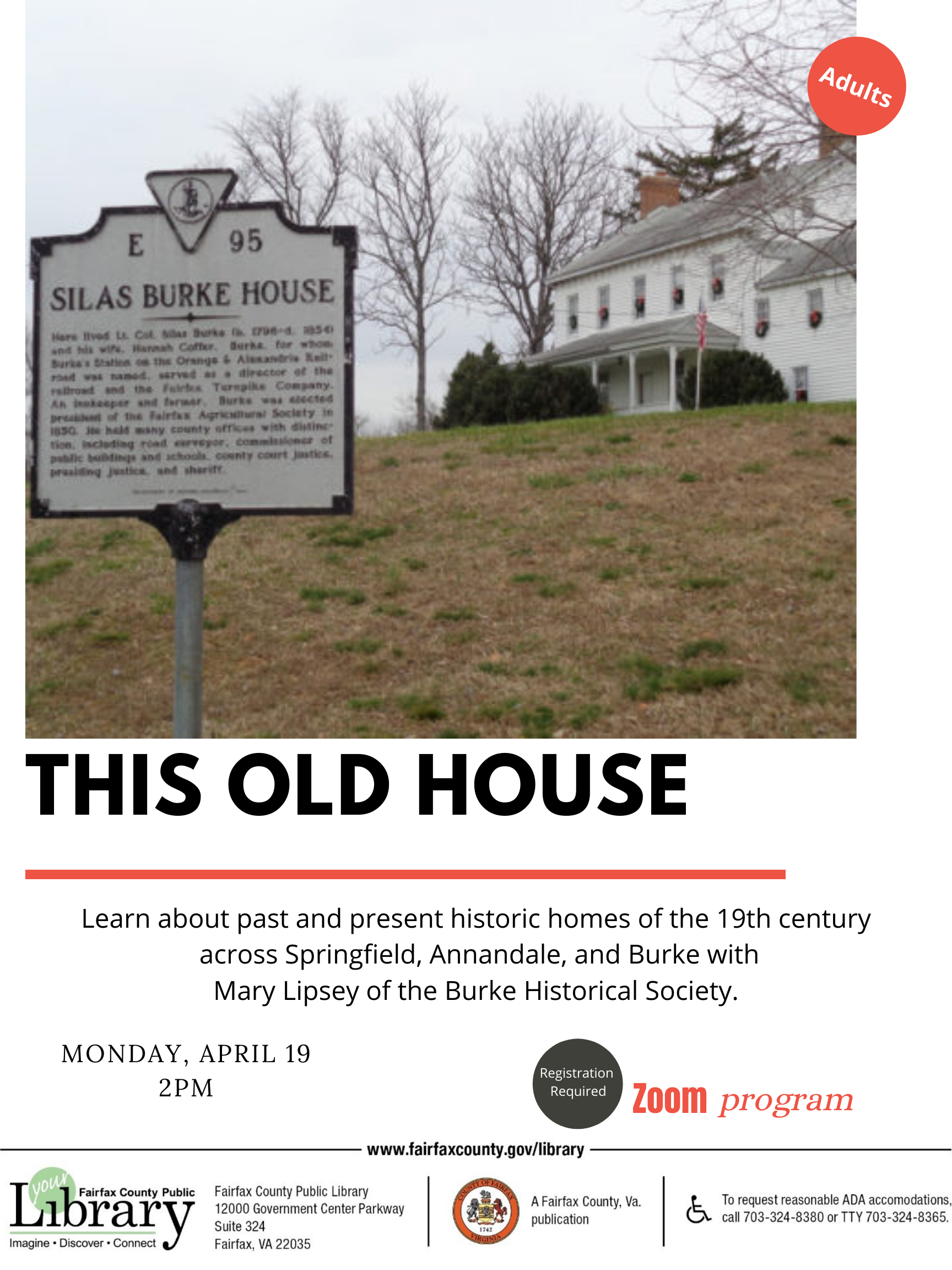 Burke Historical Society: This Old House