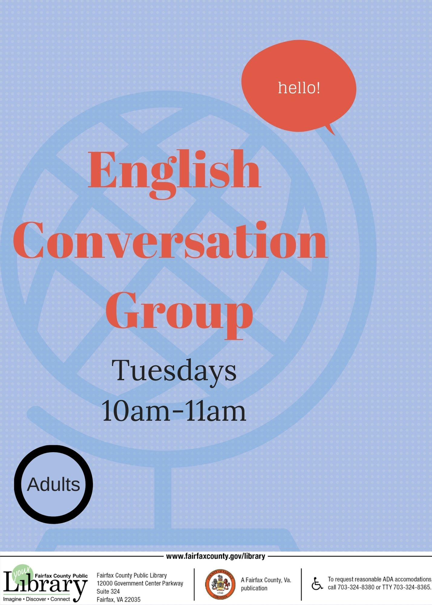 English Conversation Group