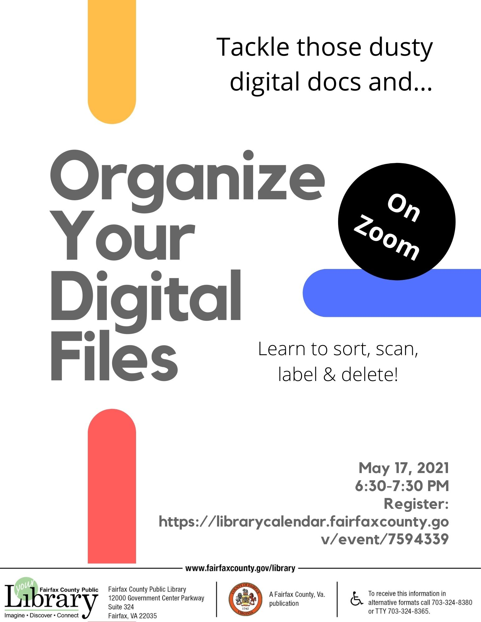 Organize Your Digital Files