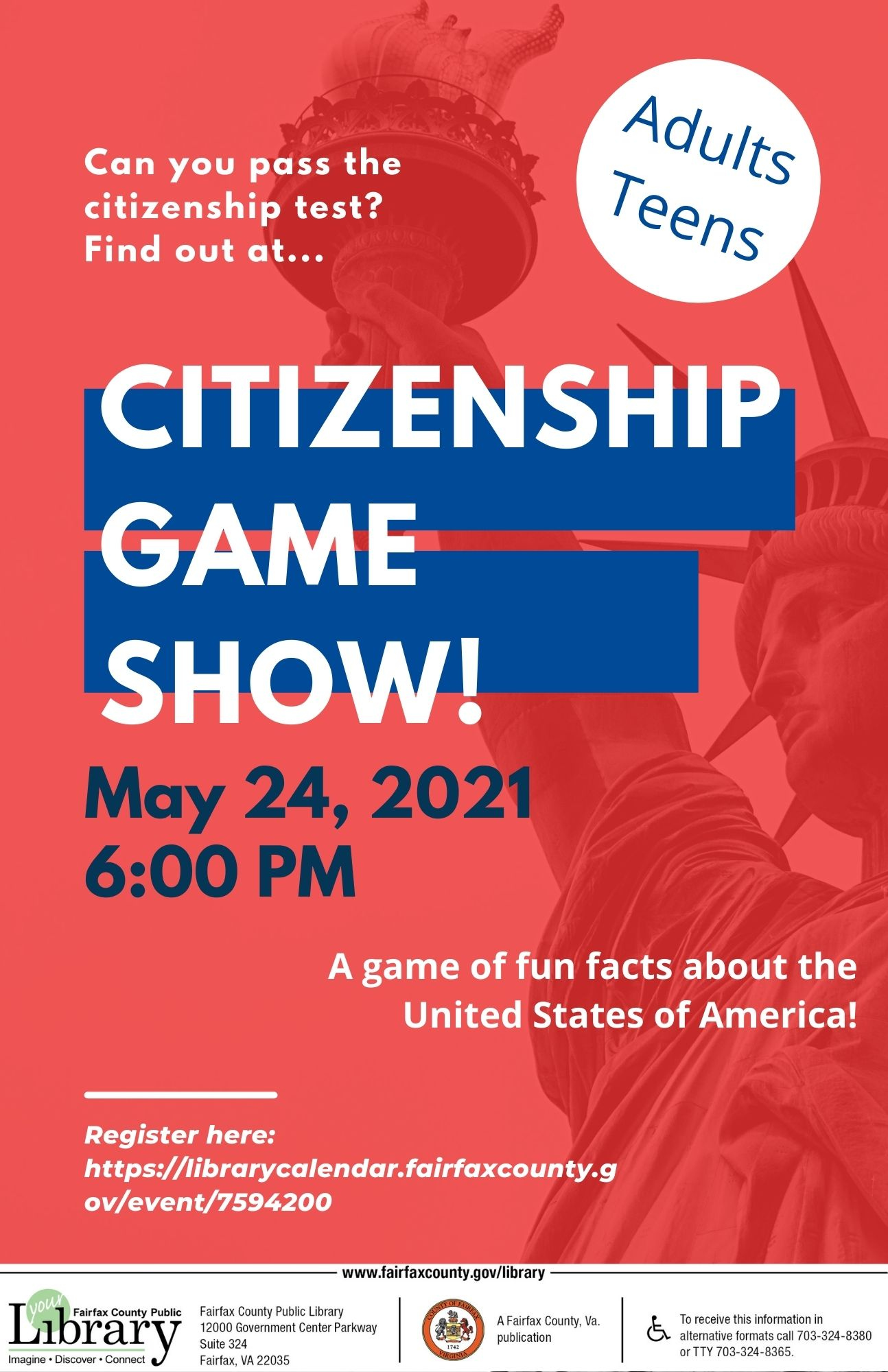 Citizenship Game Show!