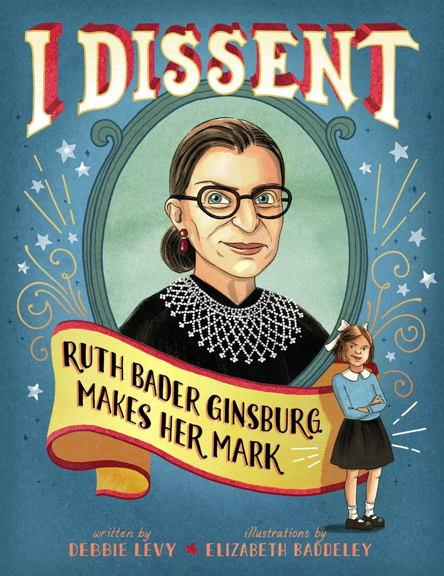 An Afternoon with Debbie Levy: Author of I Dissent