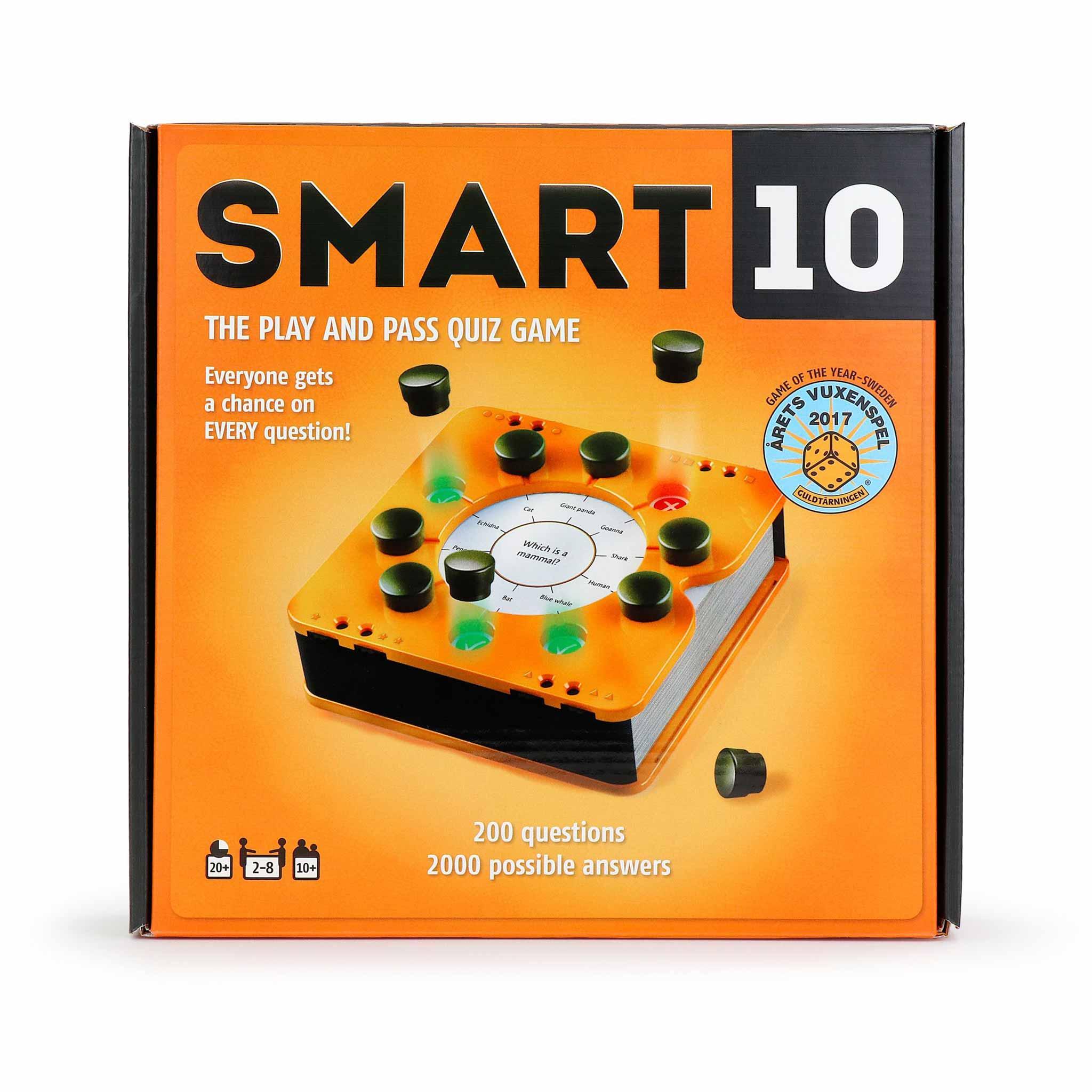 Smart10 Trivia