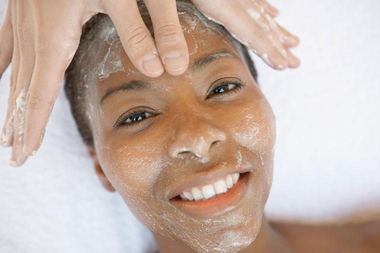 Spa Series: Facial Exfoliation