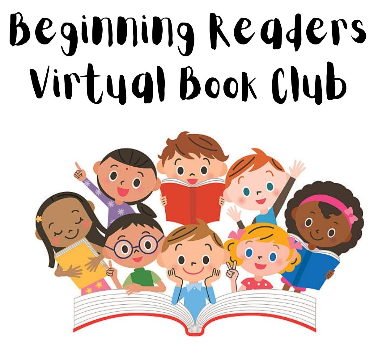 Beginning Readers Virtual Book Club - The Ninjabread Man