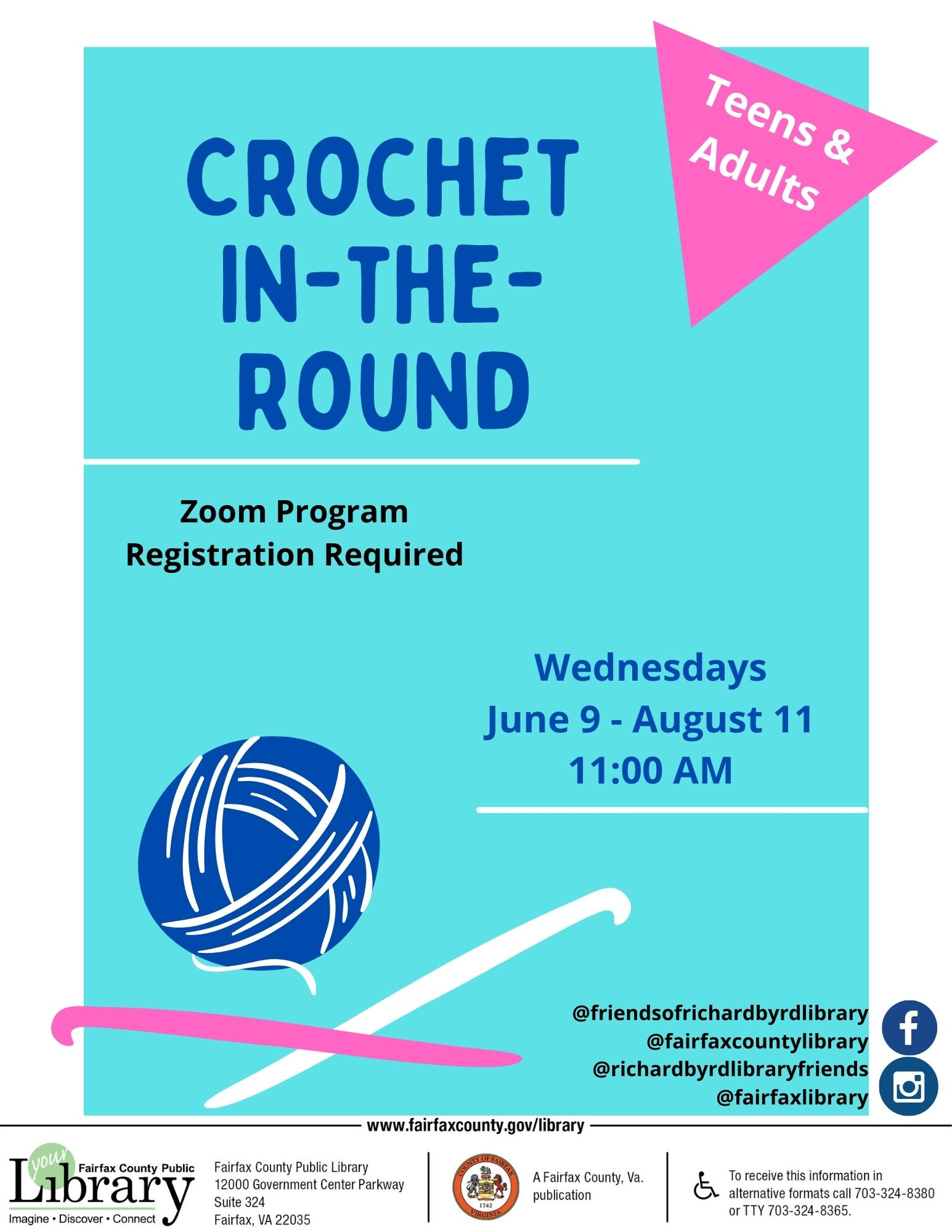 Crochet In-the-Round