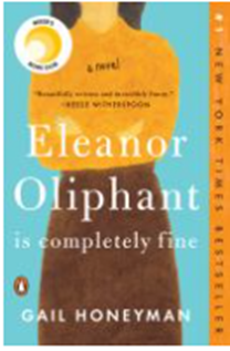 Online Book Discussion of Eleanor Oliphant is Completely Fine