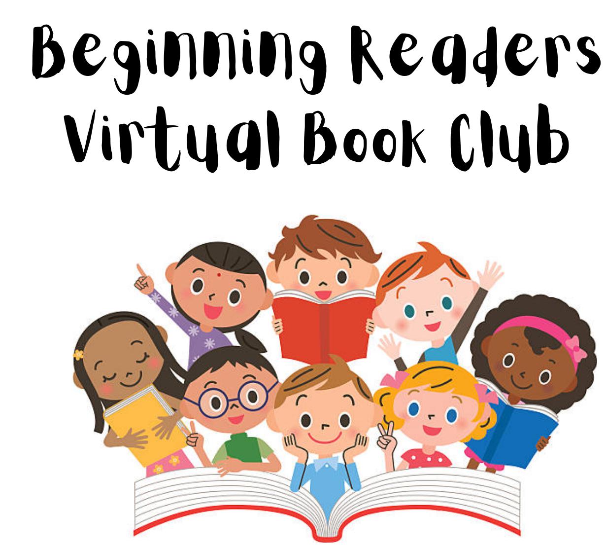 Beginning Readers Book Club - Pending