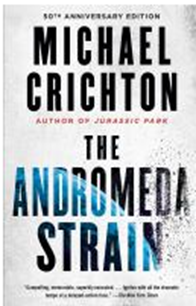 Online Classic Books Discussion of The Andromeda Strain - from Patrick Henry Library