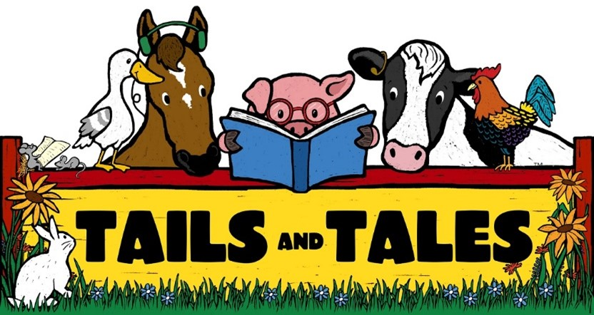 Tails and Tales - Summer Reading Kick Off