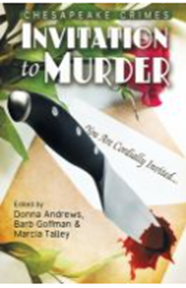 Mystery Book Club at Vienna Community Center  -- with Guest Authors!