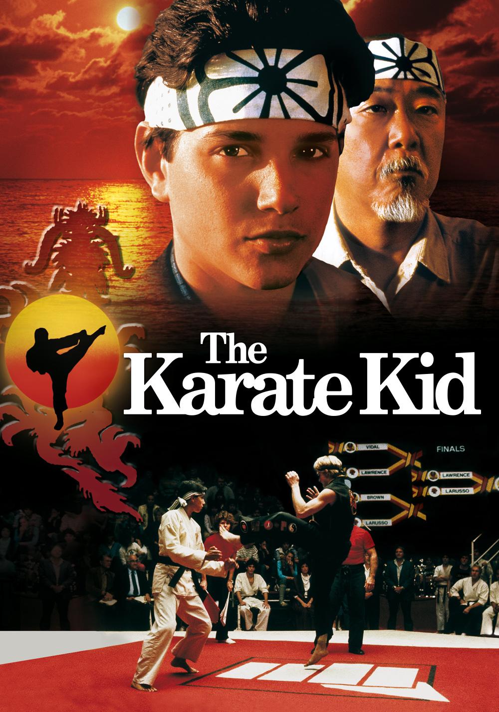 Monday Night Movie:  The Karate Kid