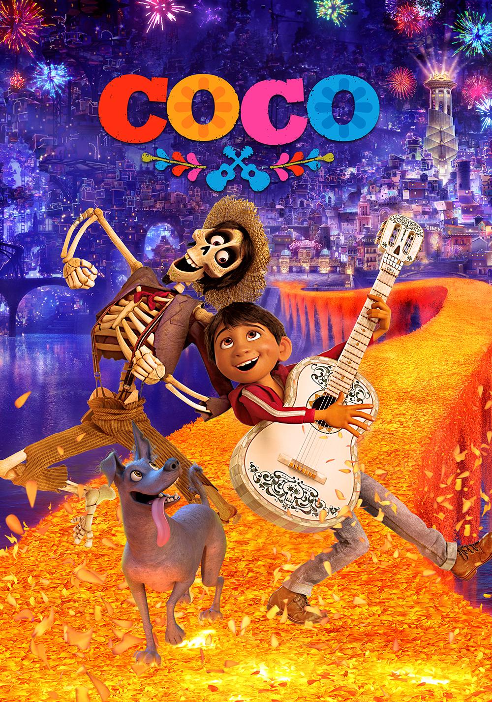 Monday Night Movie:  Coco