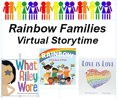 Rainbow Families Storytime