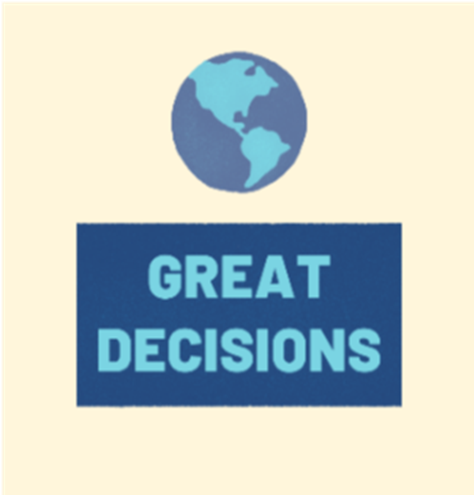 Great Decisions 2021: Global Supply Chains and U.S. National Security - 10/15/21