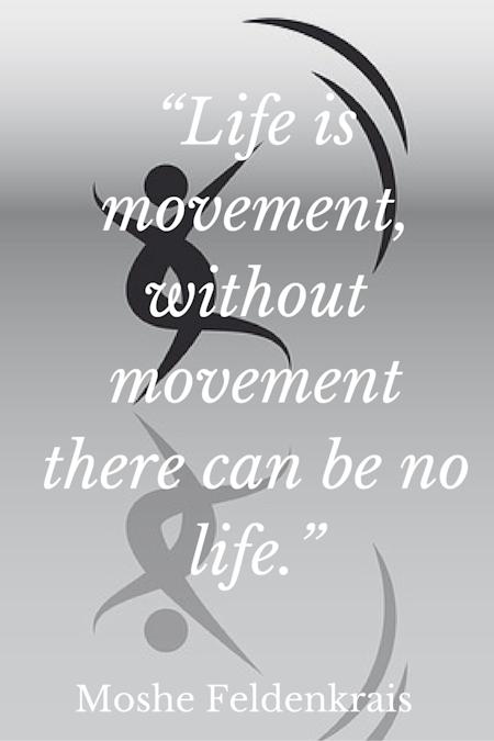 Awareness Through Movement: Feldenkrais Method