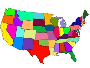 Kids' Trivia About The Fifty States