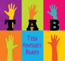 George Mason Library's Teen Advisory Board (TAB)