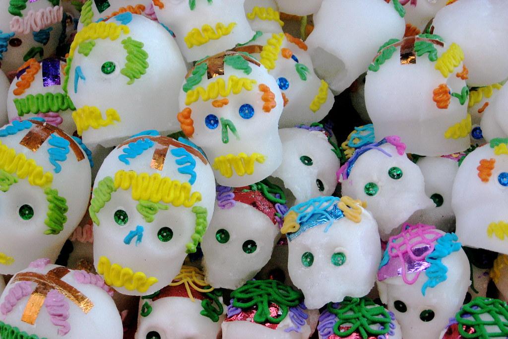 Day of the Dead / Día de Los Muertos: Sugar Skull Craft Activity
