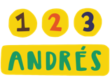 123 Andrés: Bilingual Children's Music