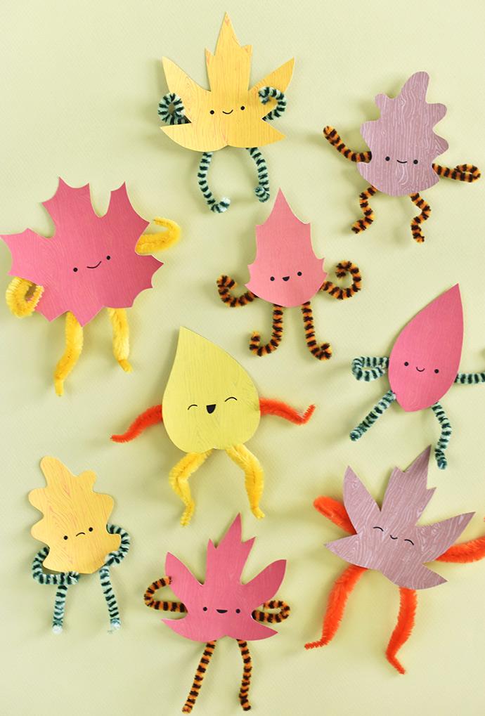 Leaf Sprites