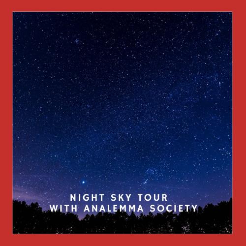 Night Sky Tour