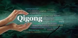 Qigong with Pauline Reid