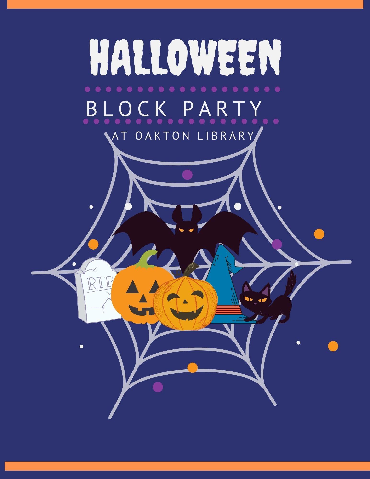 Halloween Block Party!