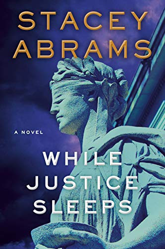 Soul Sisters Book Discussion: While Justice Sleeps by Stacy Abrams