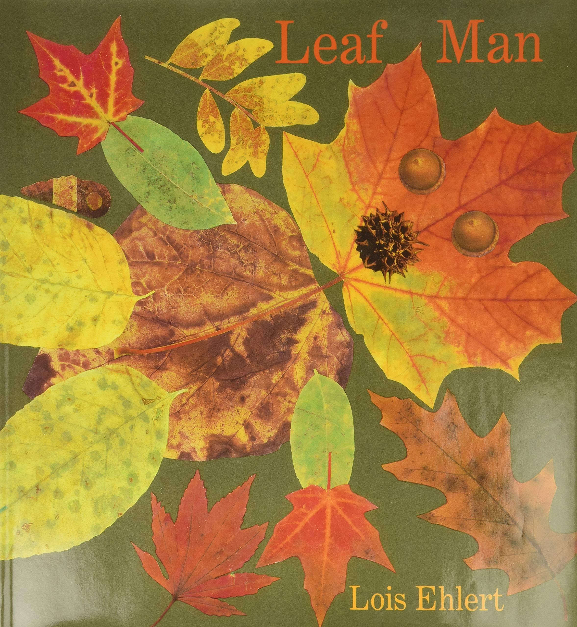 The Leaf Man Story Walk