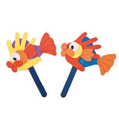 Colorful Fish Take and Make