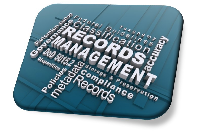 Records Management - Records Retention and Inventory