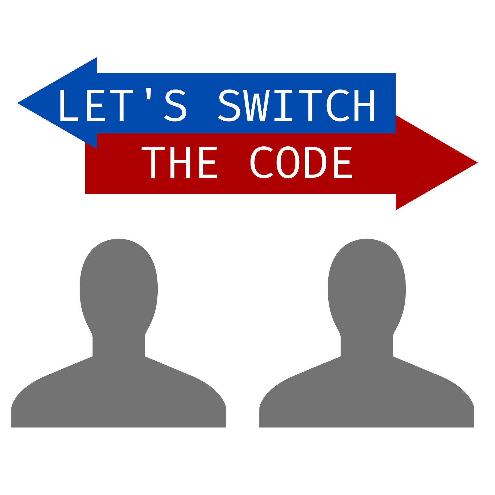 Let's Switch the Code