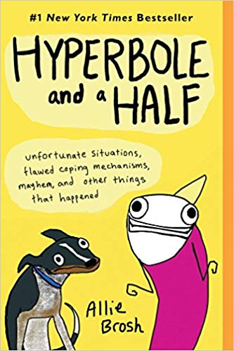 Graphic Medicine Book Talk: Hyperbole & a Half