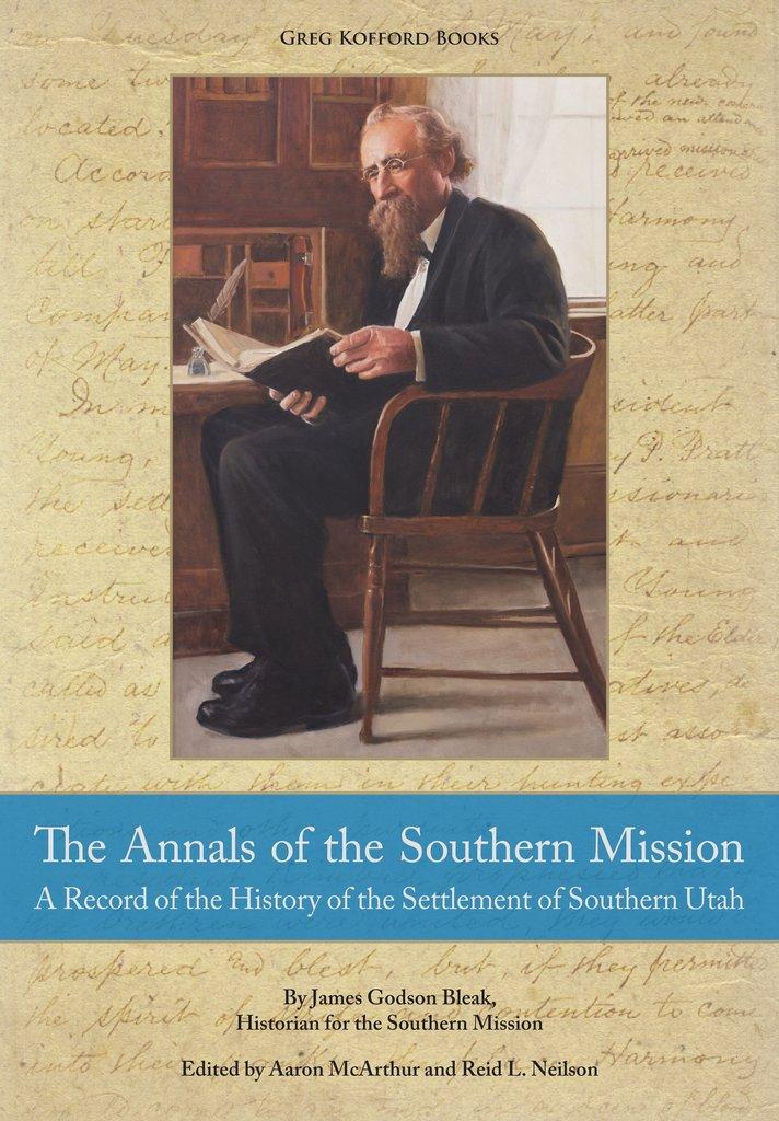 Second Monday Author Series - Dr. Aaron McArthur