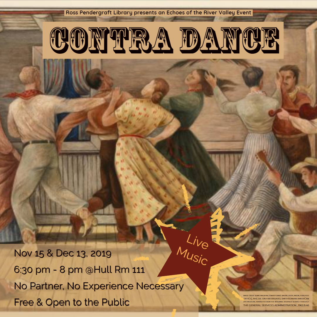 Contra Dance - Echoes of the River Valley